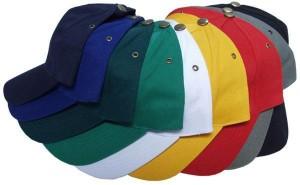 Печать на кепках, печать на бейсболках